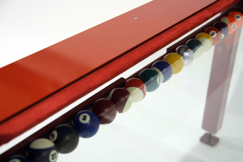 Elite Innovations G4 Phoenix Pool Table - Balls