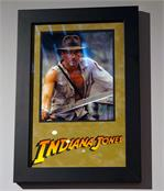 Harrison Ford Signed Indiana Jones Photo - Framed Display