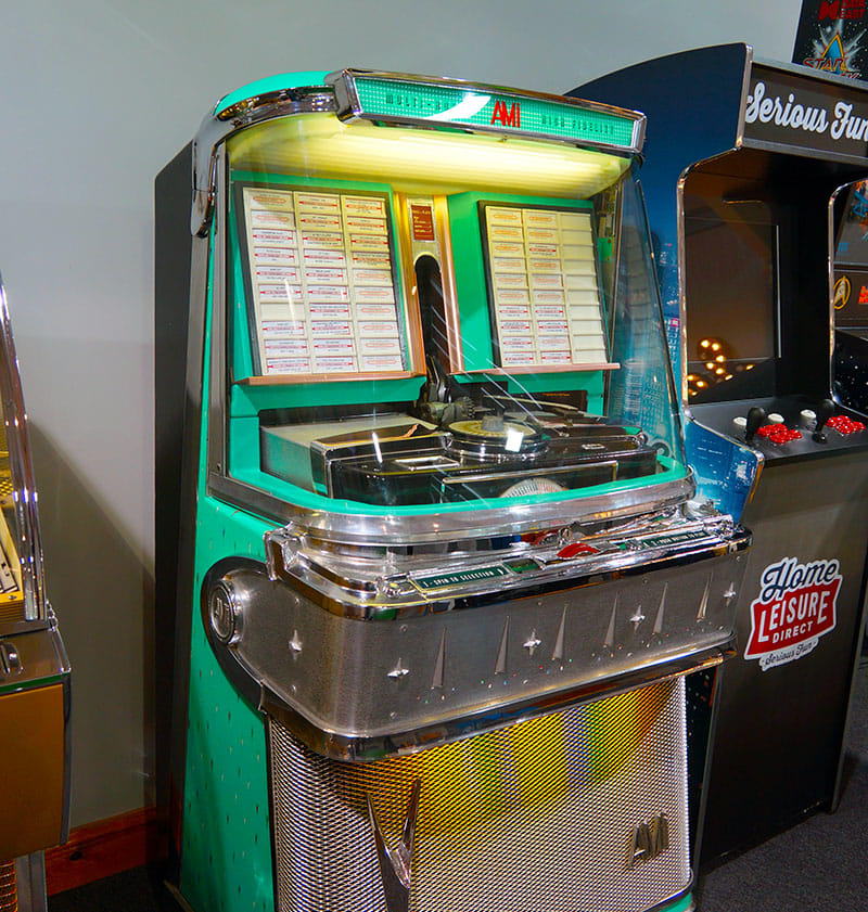 AMI Wallbox Jukeboxes t