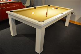 Billards Plaisance New York Design Pool Table - 7ft
