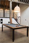 Aramith Fusion Vintage Pool Dining Table - 7.5ft