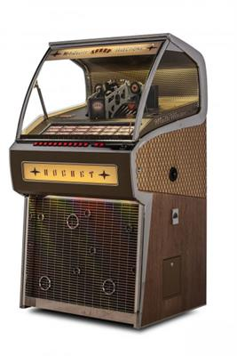 Sound Leisure Vinyl Rocket Jukebox