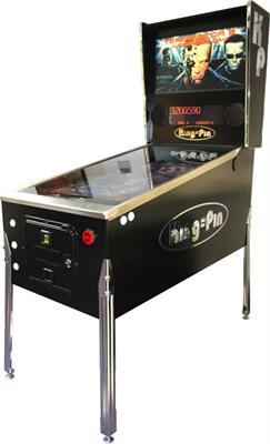 King-Pin EX Virtual Pinball Machine