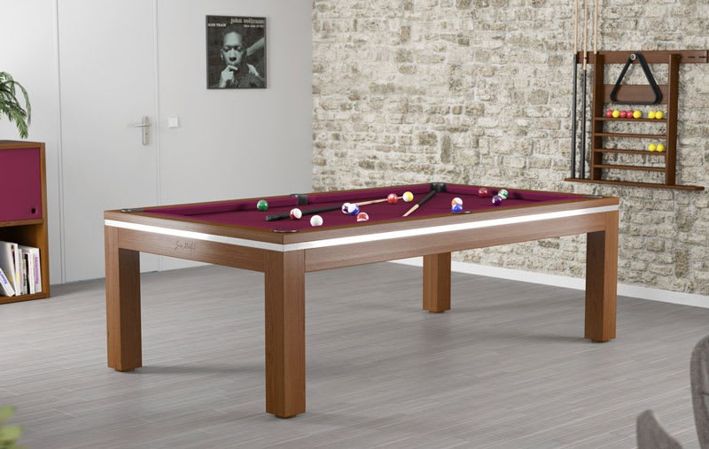 Billards Montfort Camargue Pool Table - Room Shot