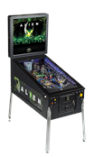 Alien Pinball Machine