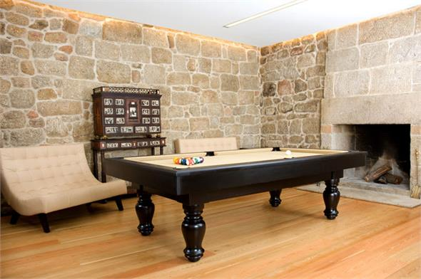 Bilhares Carrinho Brussels Pool Table