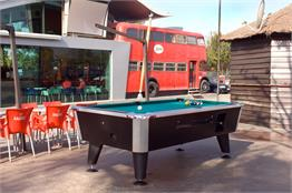 Bilhares Carrinho Los Angeles Pool Table