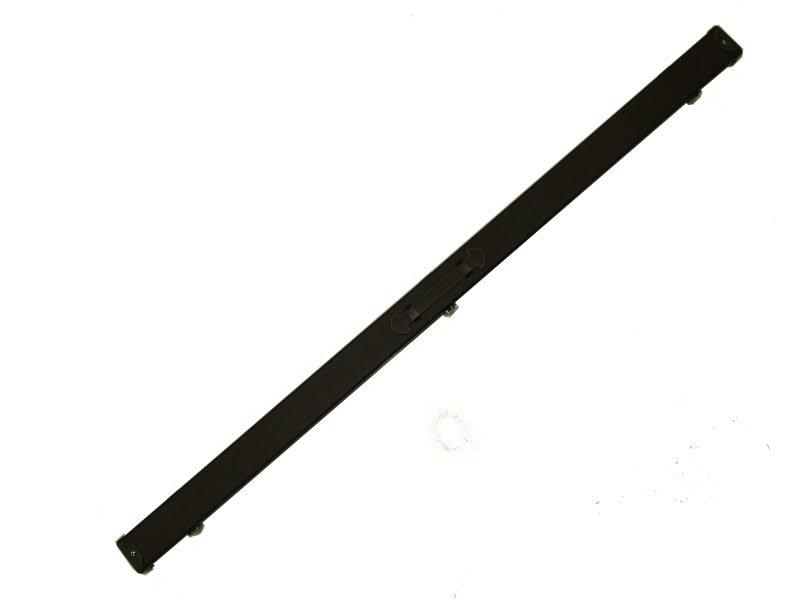 An image of 1 Piece Black Leatherette Case