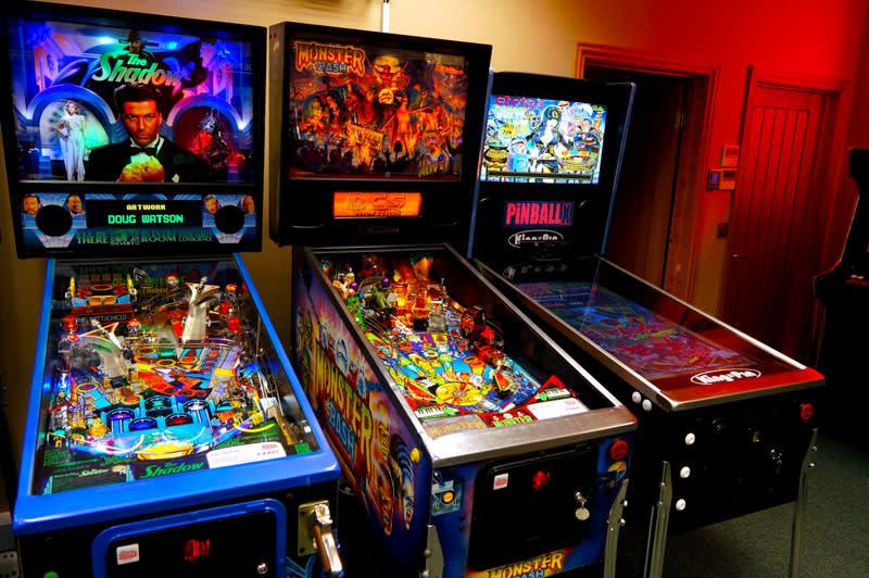 An image of Monster Bash Pinball Machine