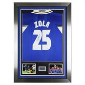 Signed Gianfranco Zola Shirt