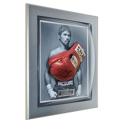 Signed Manny Pacquiao Boxing Glove