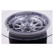 Sebastian Vettel Front Wheel Coffee Table