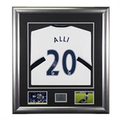 Signed Dele Alli Shirt