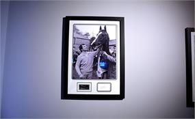 Bob Champion Signed Photo - Framed Display