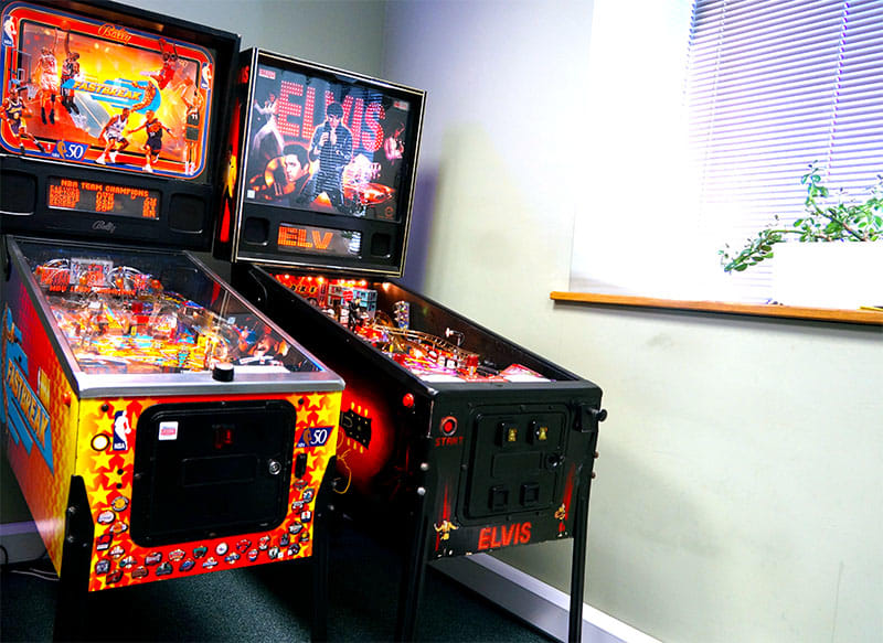 An image of Elvis Pinball Machine