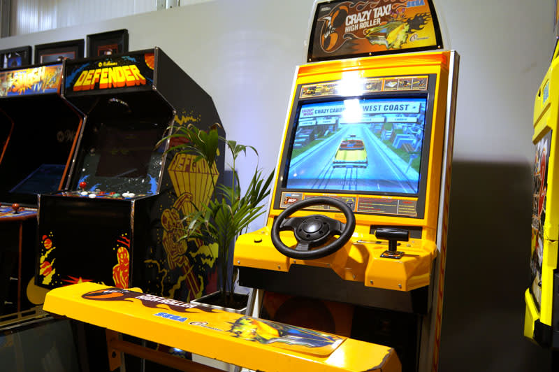 An image of Crazy Taxi: High Roller (Refurbished)