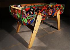 Sulpie Evolution Custom Football Table - Hand Painted