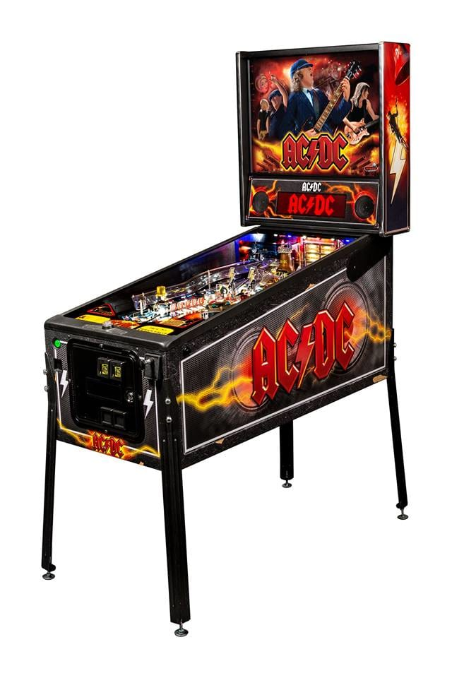Stern AC/DC Pinball Machine: Vault Edition - Overview