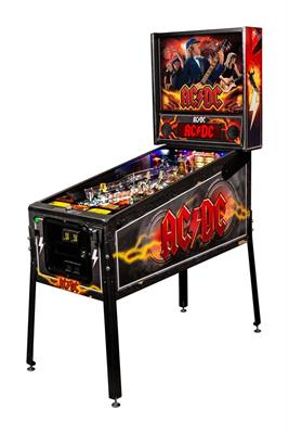 AC-DC Pinball Machine - Vault Edition