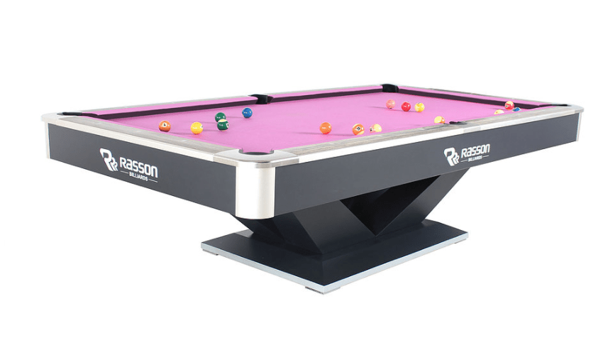 Rasson Victory II Pool Table - Full View