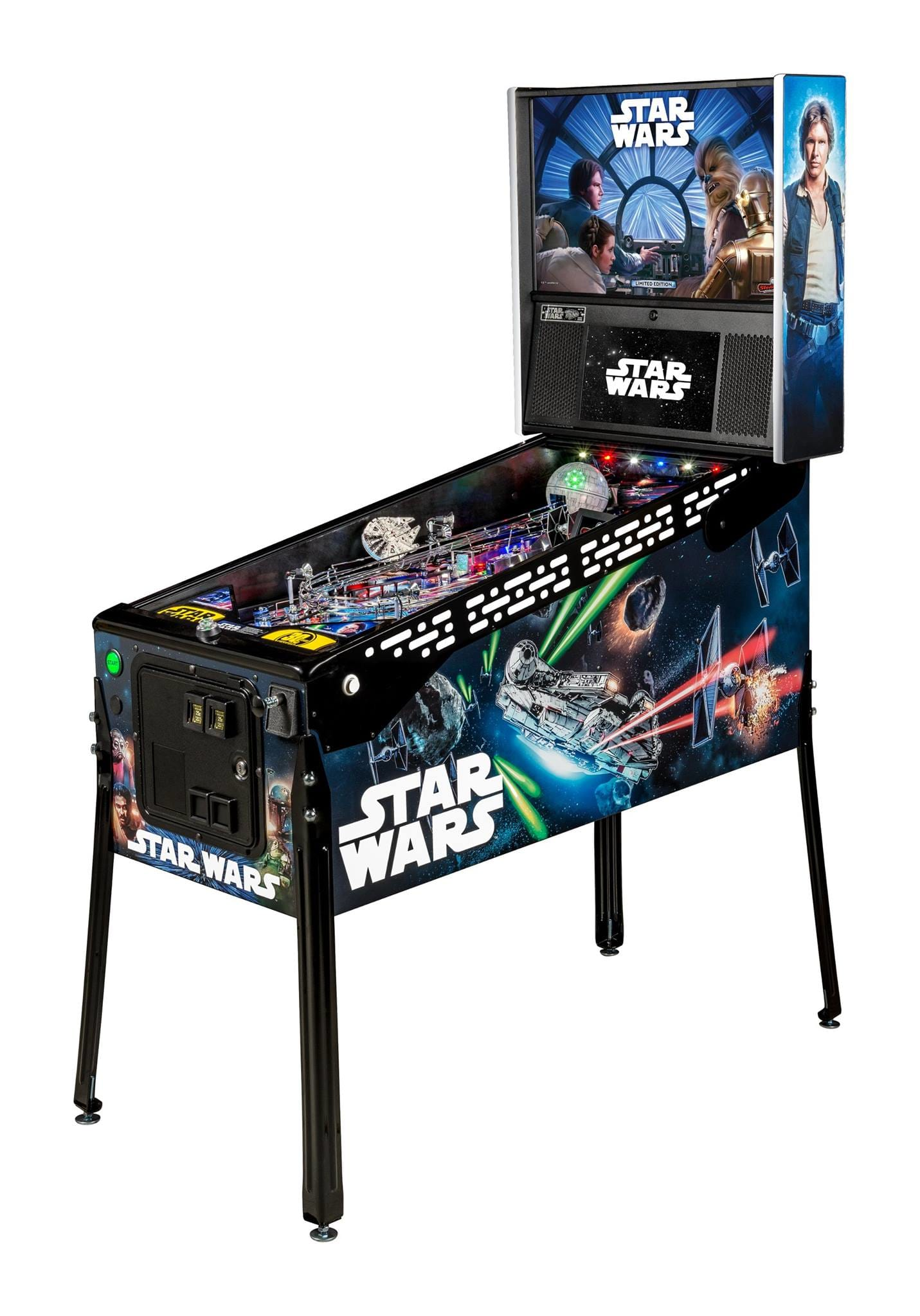 An image of Star Wars LE Pinball Machine