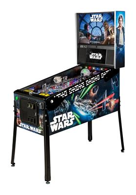 Star Wars LE Pinball Machine