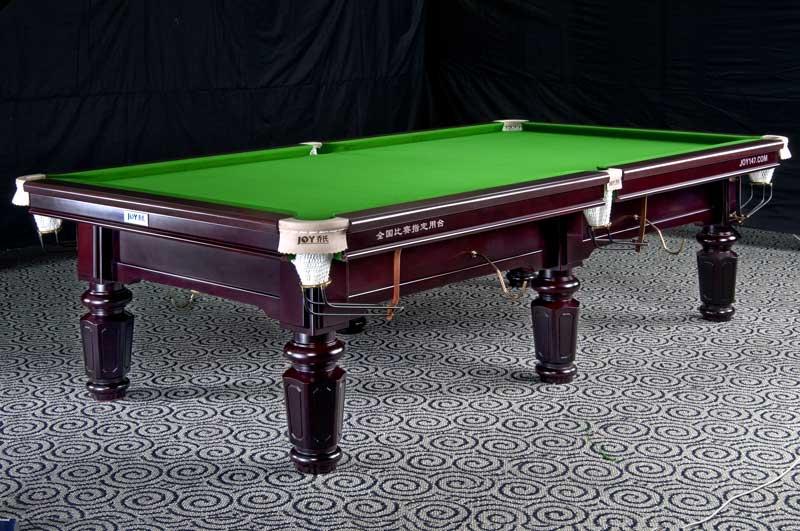 Joy Q3+ Pool Table - Background