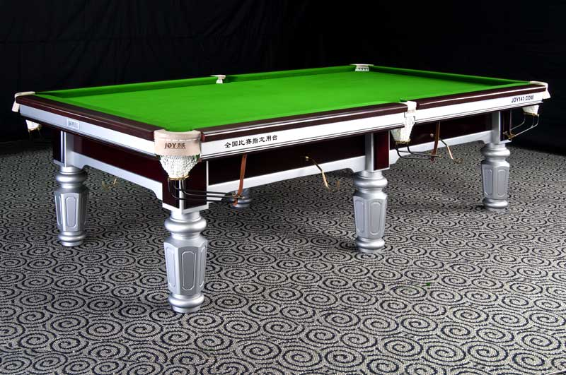 Joy Q7 Pool Table - Background