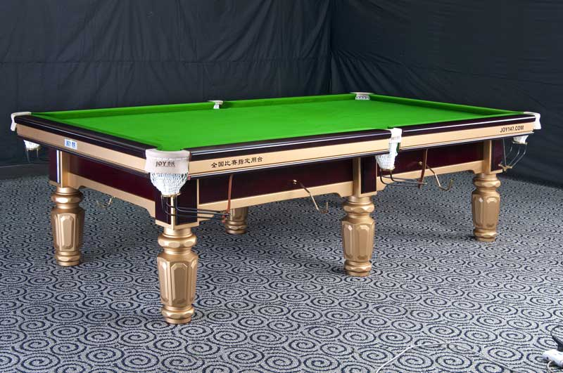 Joy Q8 Pool Table - Background