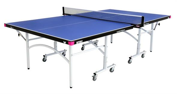 Butterfly Easifold Indoor Table Tennis Table - Blue