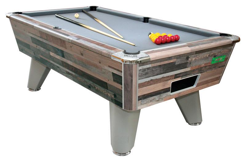 Supreme Winner Pool Table Vintage Festival 6ft 7ft Free Delivery Tables