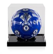 Signed Eden Hazard Chelsea Ball
