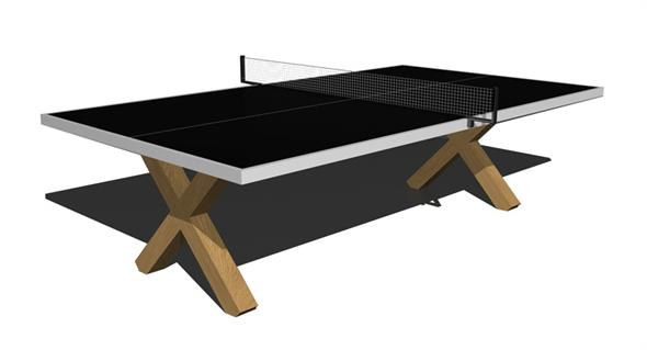 King Pong Extreme Table Tennis Table