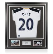 Signed Dele Alli Spurs Shirt