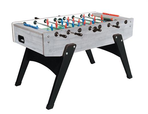 Garlando G-2000 Football Table - Grey Oak