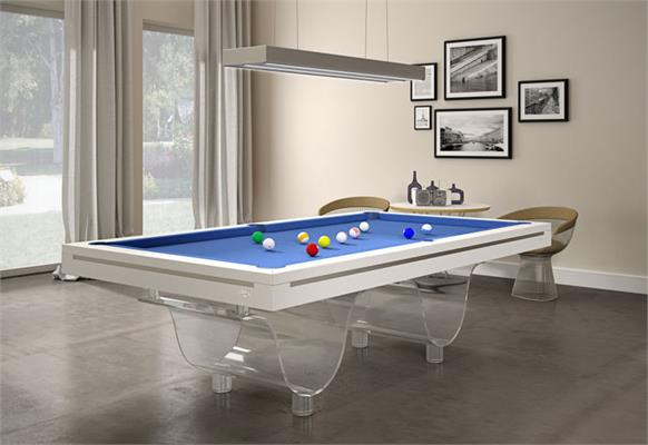 Etrusco Wave Pool Table - 7ft, 8ft, 9ft, 10ft, 12ft