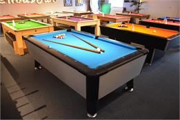 Signature Lincoln Contactless Pool Table - 7ft, 8ft