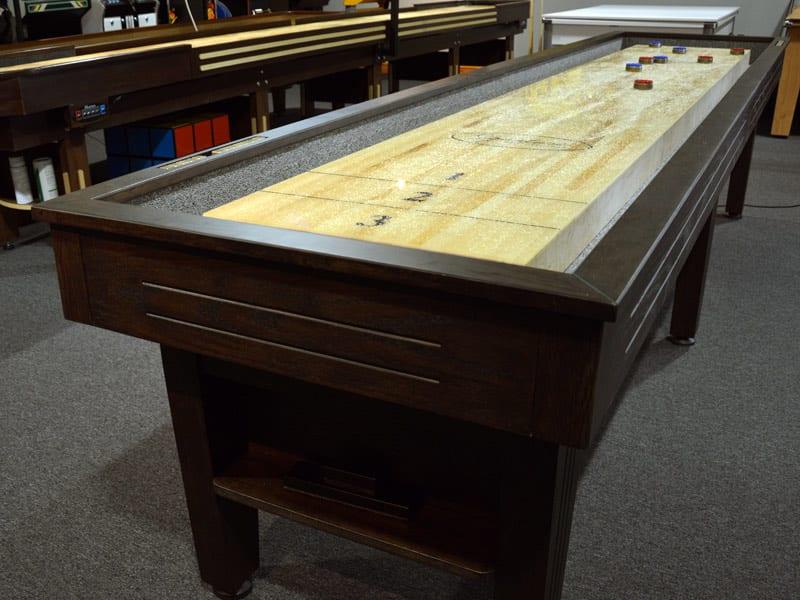 Signature Marlowe Shuffleboard - 9ft, 12ft, 14ft, 16ft, 18ft, 20ft, 22ft