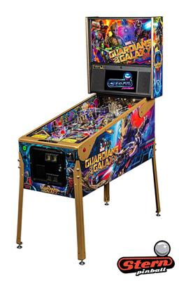 Guardians of the Galaxy LE Pinball Machine
