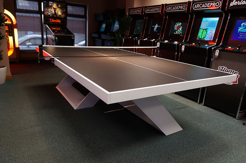 King Pong Ultimate Table Tennis Table - In Showroom
