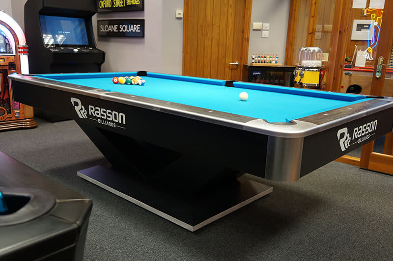 Rasson Victory II American Pool Table - In Showroom