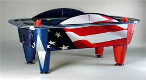 Sam Yukon Patriot Air Hockey - 8ft