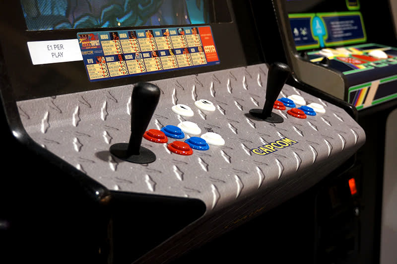 Street Fighter III Second Impact Arcade Machine For Sale