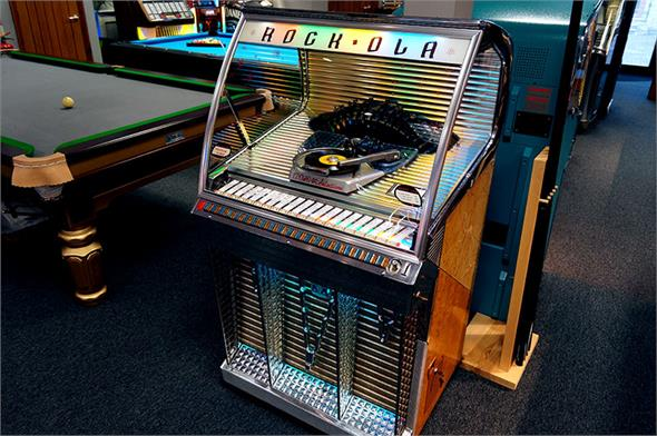 Rock-Ola 1454 Vinyl Jukebox