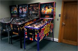 Austin Powers Pinball Machine