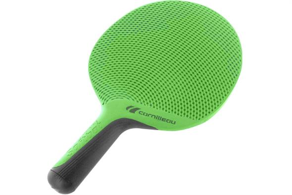 Cornilleau Softbat Eco-Design Outdoor Table Tennis Bat - Green