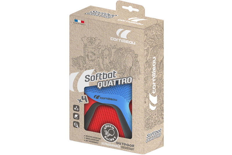 Softbat Eco-Design Outdoor Quattro Set - Packaging