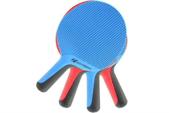 Cornilleau Softbat Eco-Design Outdoor Quattro Table Tennis Set
