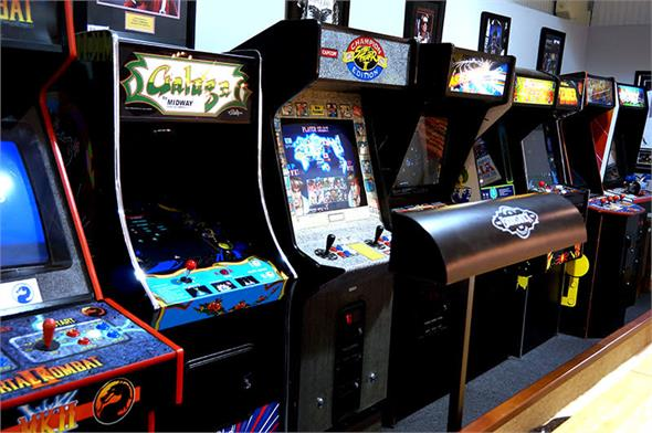 Street Fighter II Champion Edition Arcade Machine