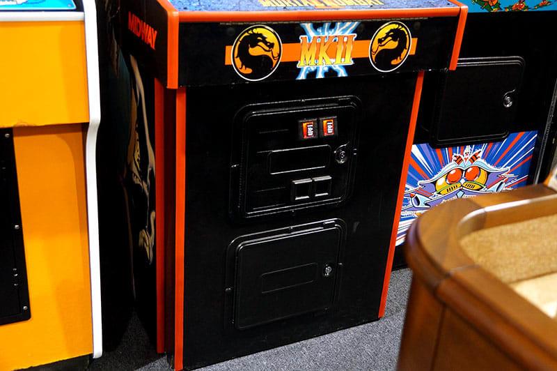Mortal Kombat 2 Arcade Machine For Sale | Home Leisure Direct